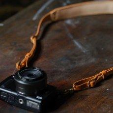 画像3: 10カラー/レザーカメラストラップ/ネック&ショルダー/ 2weytype (3)