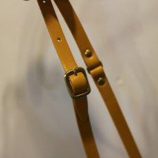 画像8: 10カラー/ヌメ革ショルダーストラップ (8)