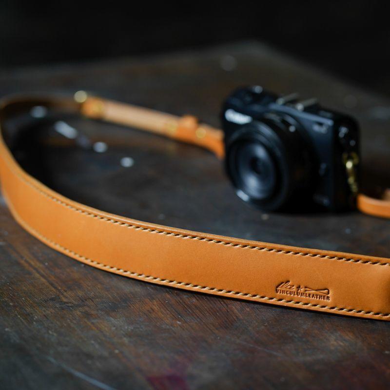 画像1: 10カラー/レザーカメラストラップ/ネック&ショルダー/ 2weytype (1)